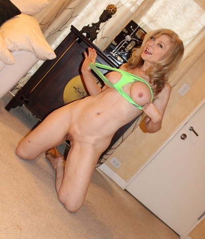 Naked nina hartley sorry, that